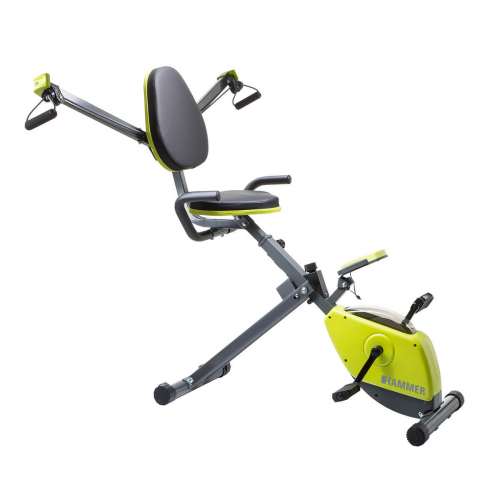 HAMMER Home Trainer Wonderbike