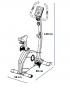 HouseFit Tiro 50 rozměry trenažéru