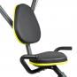 HAMMER Home Trainer Wonderbike polstrované sedadlo a zádová opěrka