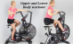 BH FITNESS Air Bike polohy